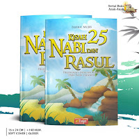 Buku Anak Kisah 25 Nabi dan Rasul