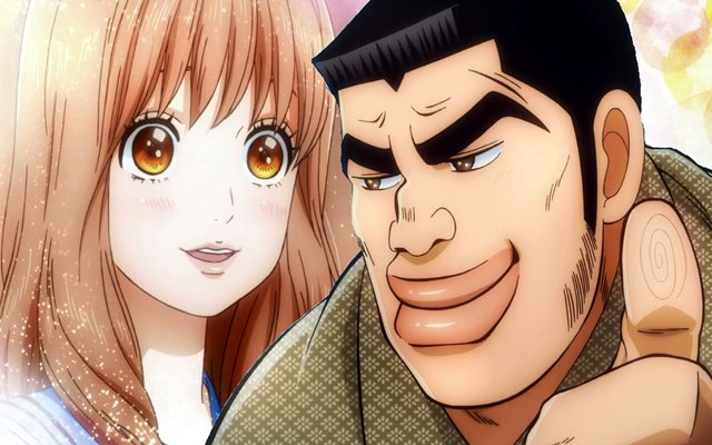 Anime romance comedy mirip Kimi ni Todoke salah satunya Ore Monogatari!!