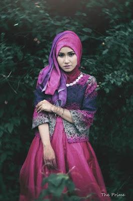 Style Hijab Simple