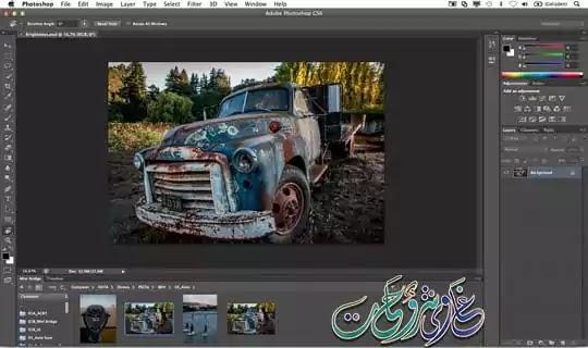 طريقة تثبيت وتفعيل برنامج الفوتوشوب Adobe Photoshop CC 2020 v21.1.1.12.