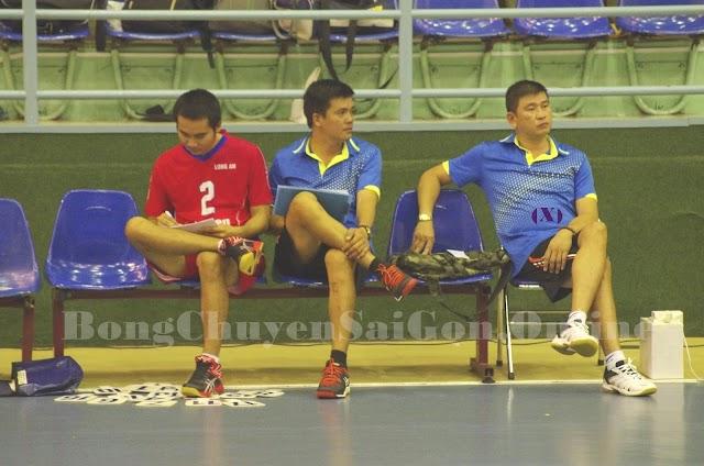 HLV Lê Quốc Trung trở lại dẫn dắt đội nam Long An
