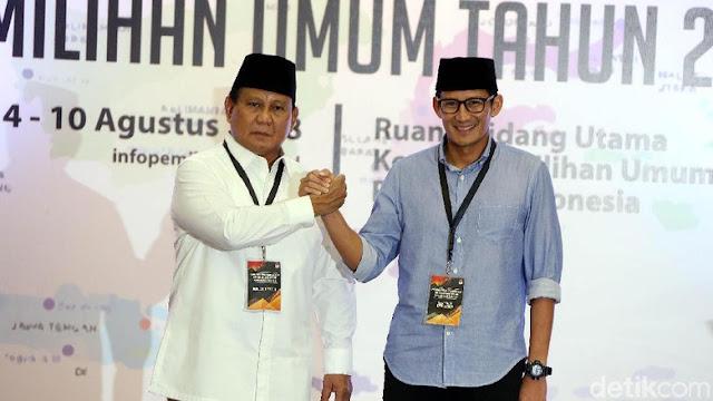 Kandidat Ketua Timses Prabowo: Gatot, Djoko Santoso dan AHY