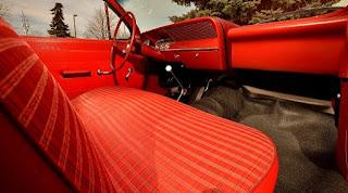 1962 Chevrolet Biscayne Dashboard