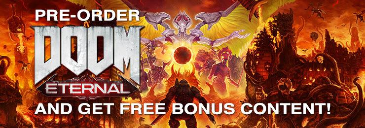 Doom Eternal (new pre-order)