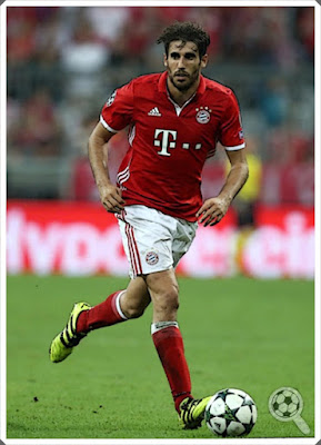 Javi Martínez Bayern