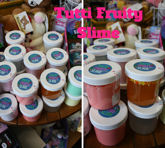 Tutti Fruity Slime created by a South Middle School Student in Arlington Heights