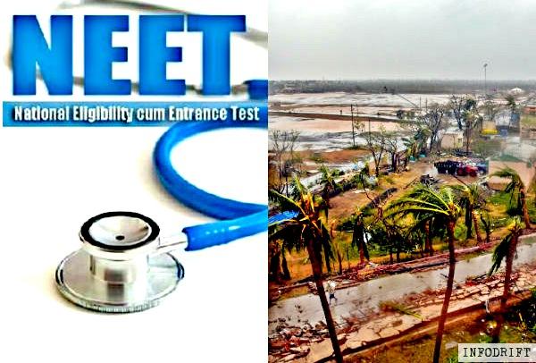 neet delayed in odisha