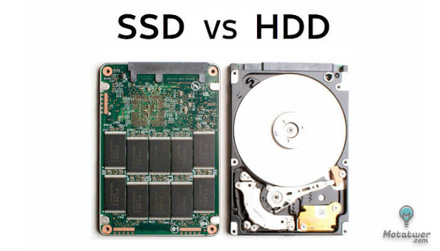 مميزات وعيوب هارد SSD