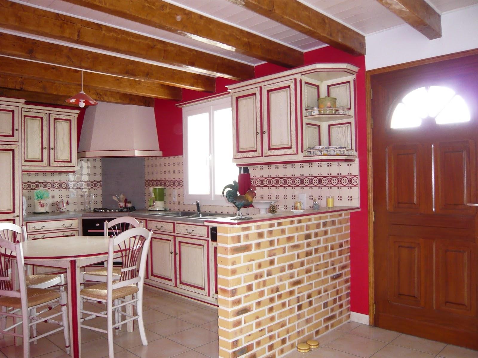 meuble cuisine inox