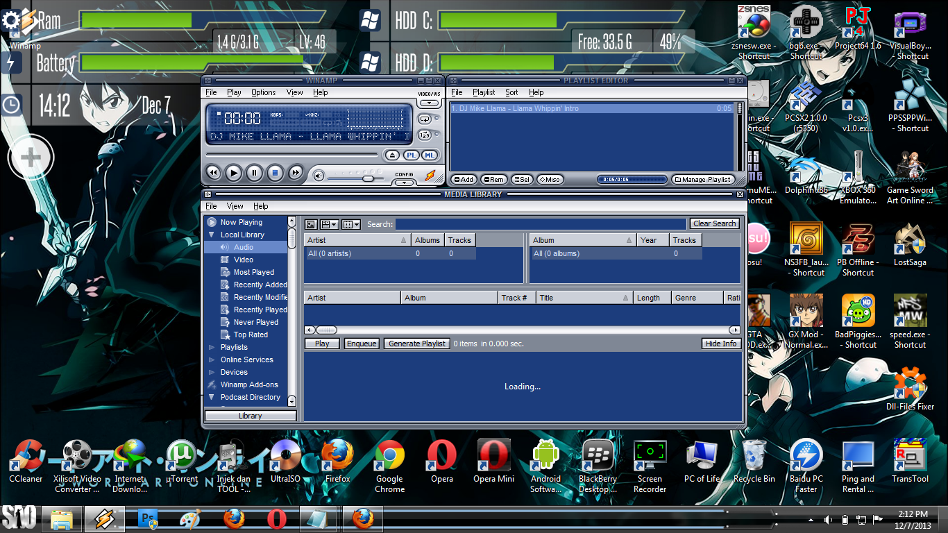 Download winamp key files from General-Search