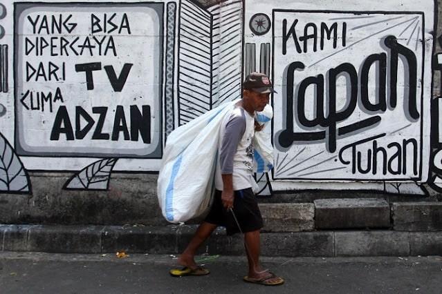 Mural Merambah Perkotaan, Tanda Ketidakpuasan Publik terhadap Jokowi Makin Meluas