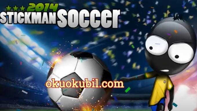 Stickman Soccer 2.9 Koşu + Atış Apk + Mod  İndir 2020 Android