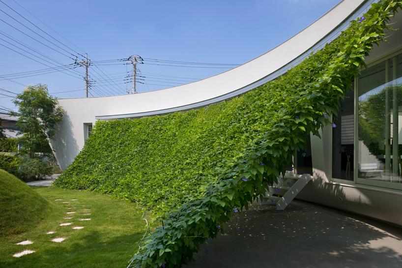 Sustentabilidad, imagen de una arquitectura verde, consciente y responsable