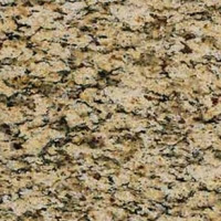 Delightful Amber Yellow Granite Kitchen Countertop Ideas