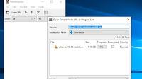 Il Programma BitTorrent Transmission anche per PC Windows