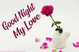 good night my love gif images