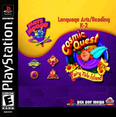 descargar mars mouse cosmic quest 2 : fairy tale island psx mega