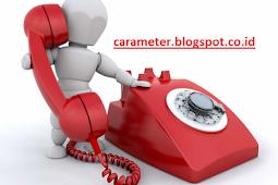 Contact Carameter