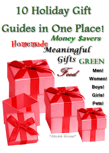 Condo Blues 10 Holiday Gift Guides Including Food Gifts