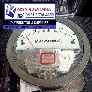 Jua Magnehelic Type 2000-2KPA USA Ori di Padang