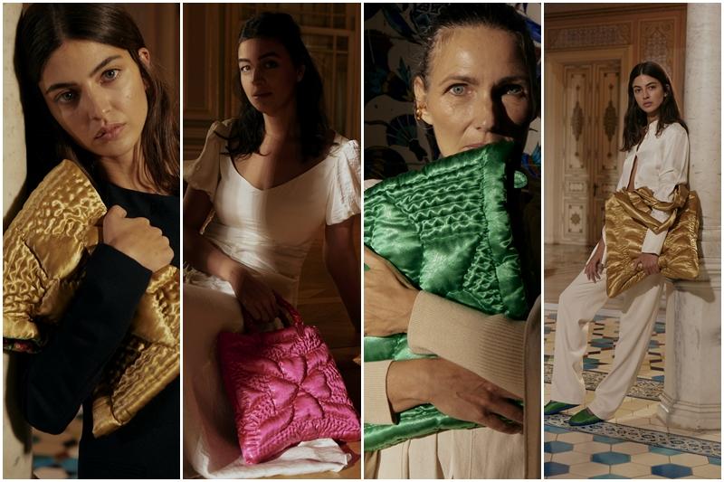 Yeni Tasarım İşbirliği: Mehry Mu x Yorganlar Fora