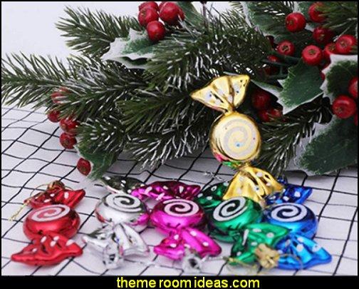 Candy Ornaments christmas Candy Ornaments candyland christmas decorations