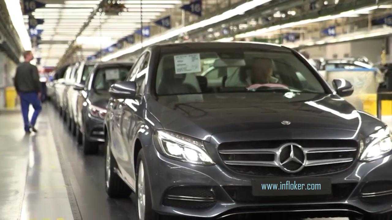 Loker Pabrik Operator Produksi PT. Mercedez Benz Indonesia Terbaru