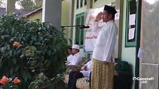 Apel HSN di Ponpes Raudlatut Thalibin NW Surabaya