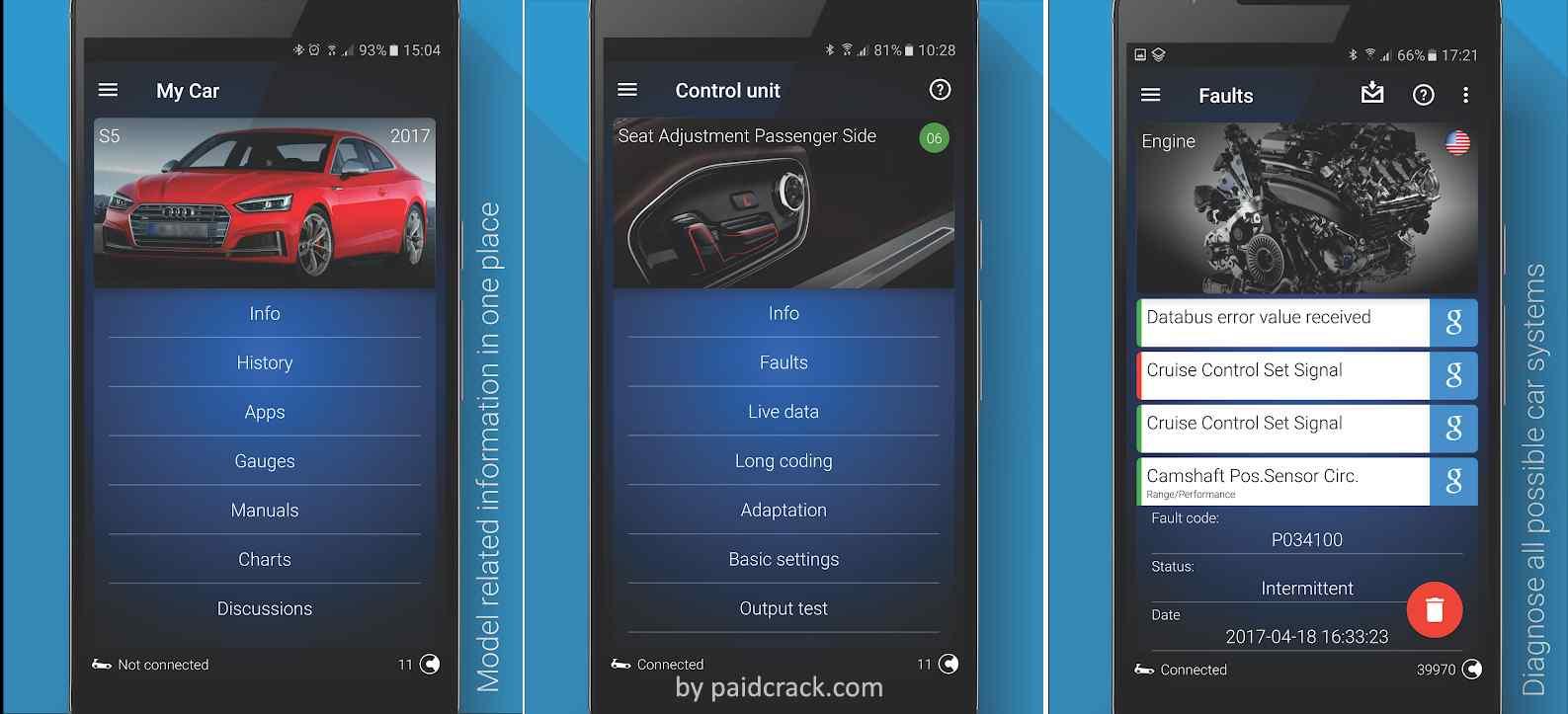 OBDeleven Pro Car Diagnostics Mod Apk 0.36.0