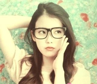 Gaya Rambut Lurus Artis Korea UI