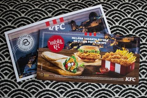 Meniuri de vară la KFC!