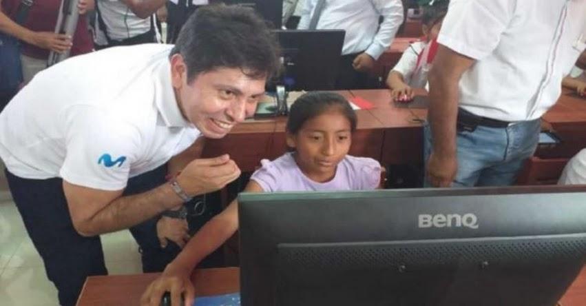 PRONATEL: Internet de alta velocidad para 4 millones de peruanos de zonas rurales al 2021