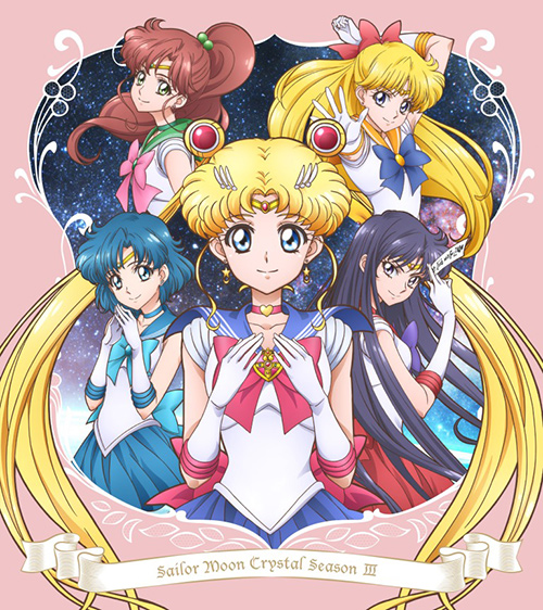 Sailor Moon SS3-Thủy thủ Mặt Trăng Pha Lê Phần 3