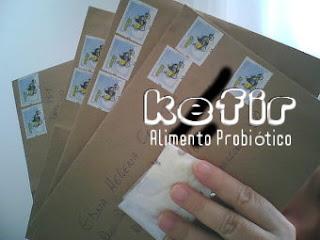 Kefir Alimento Probiótico