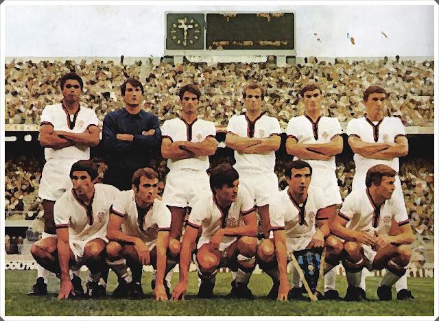Cagliari 1969 1970