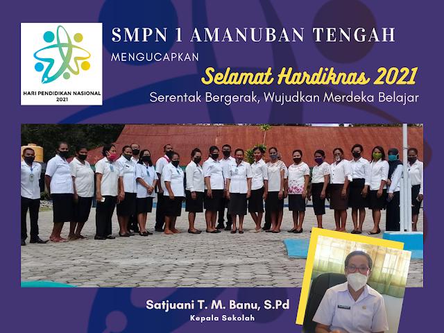 SMPN 1 AMANUBAN TENGAH