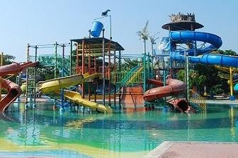 The Legend Waterpark Wisata Air Kertosono Nganjuk