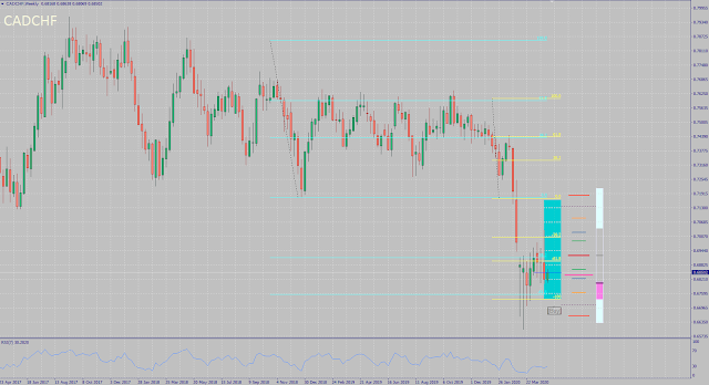 CADCHF monthly forecast for May 2020
