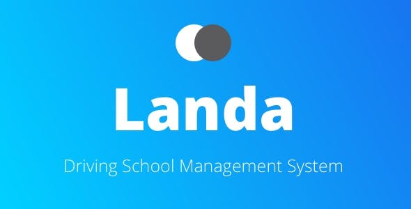 Landa v1.0 - Driving School Management System