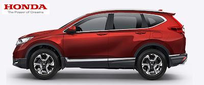 Harga Honda CR-V Terbaru di Medan