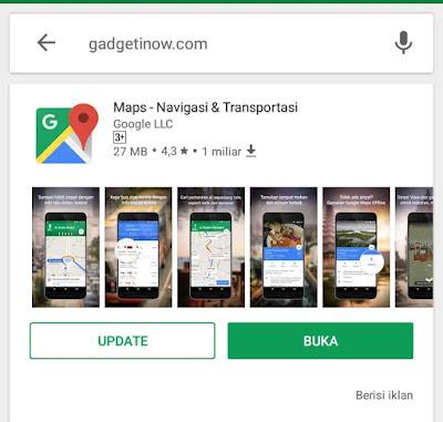 aplikasi gps paling akurat