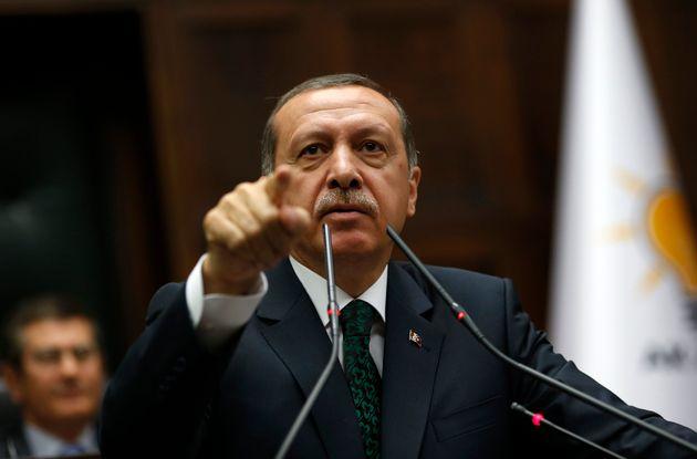 Ο Ερντογάν στην «παγίδα του Θουκυδίδη»