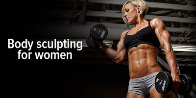 Body sculpting for women