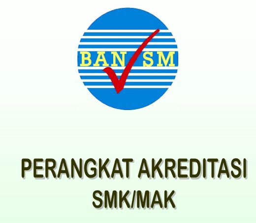 Download 1 Set Perangkat Akreditasi SMK-MAK 2016 BAN SM Rekomendasi Pusat