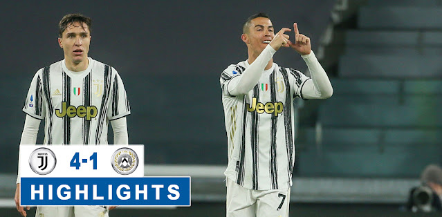 Juventus vs Udinese – Highlights