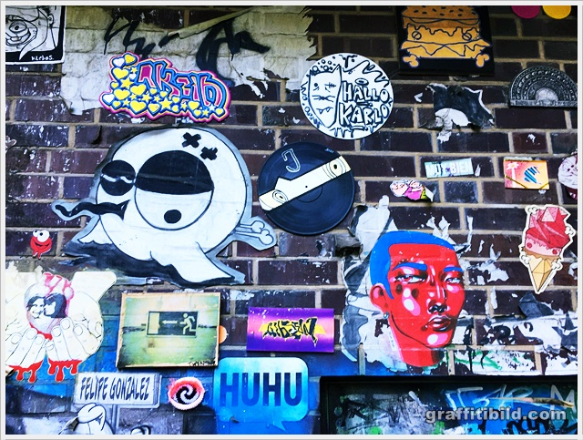 Street Art, Hamburg, Graffiti, Bilder, Gallery, Street Art Tour