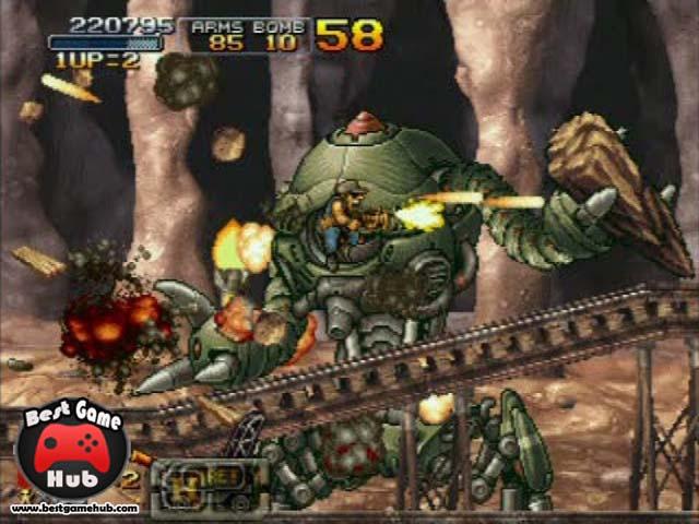 Metal Slug PC game Download Free
