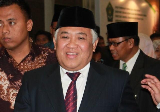 Manuver Din Syamsuddin Terbaca, tapi Maaf, 212 dan Massa HRS Belum Tentu Mau Gabung KAMI