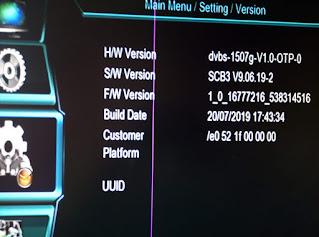 1507G user DB & flashfire 2500 plus channel list