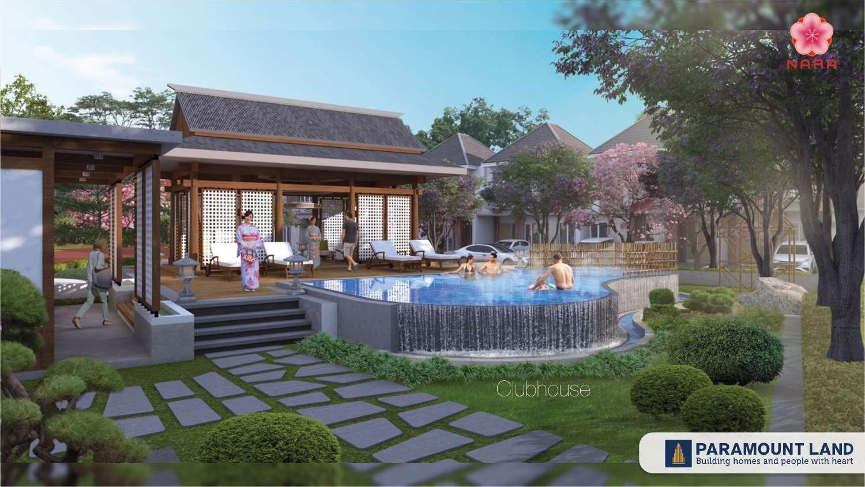 Nara Village Tahap 2 Paramount Serpong
